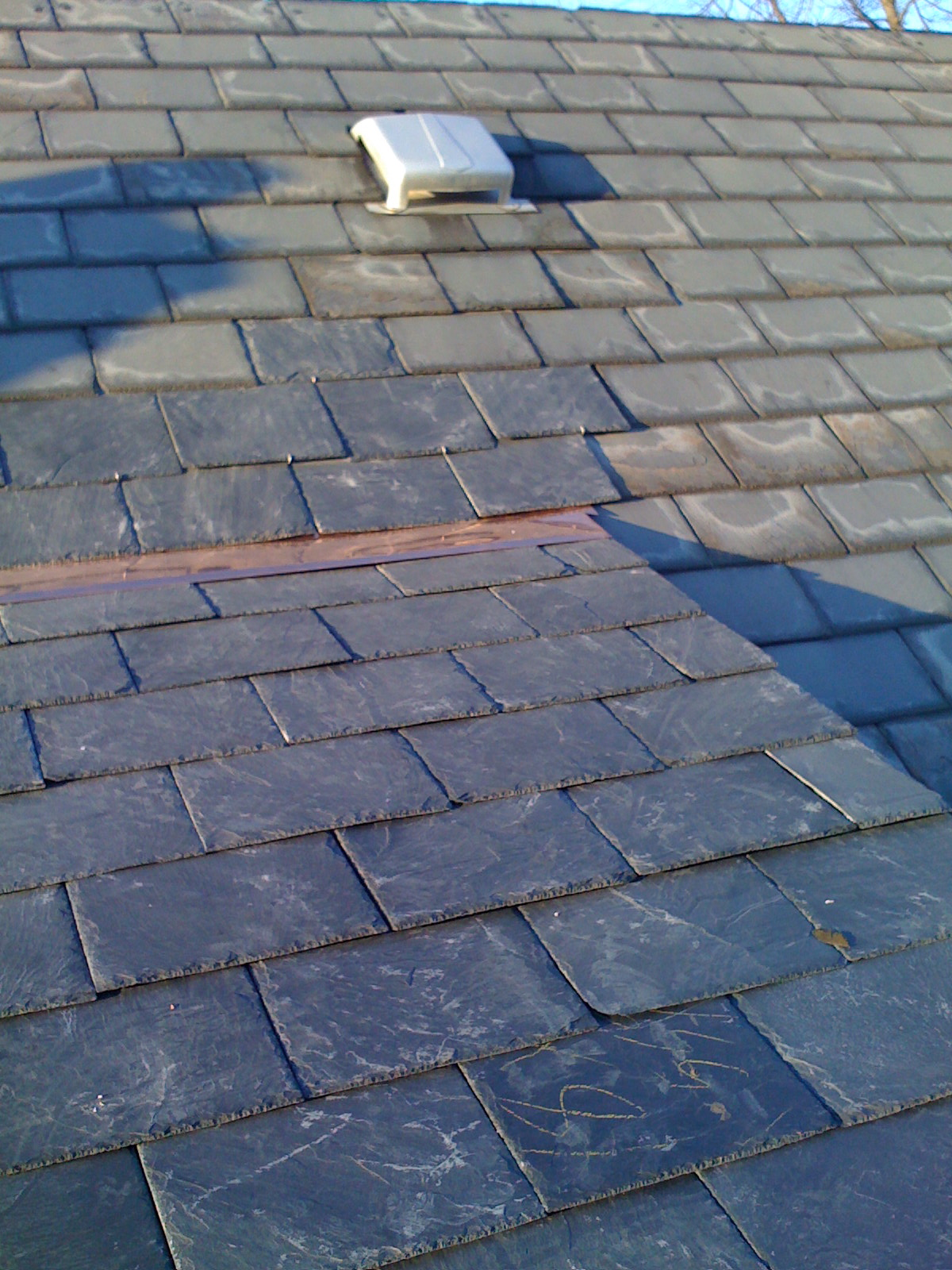 Alexandria Va Slate Roof Repair Lyons Contracting