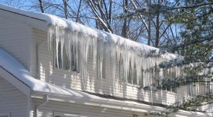 low-slope-roof-ice-dam