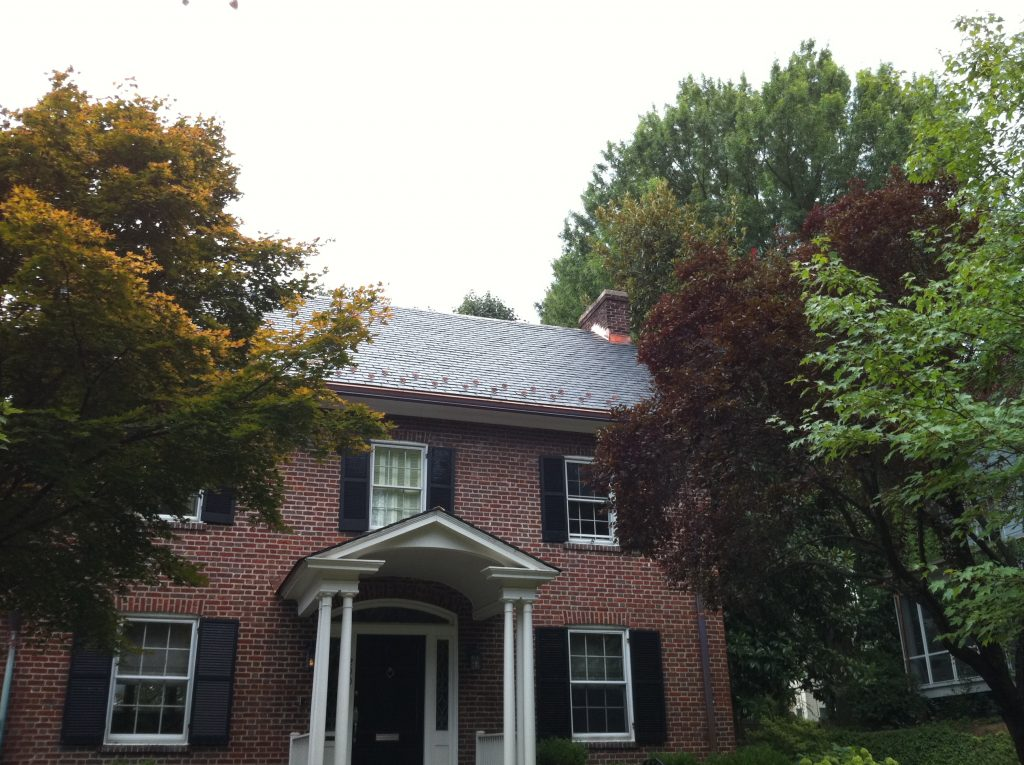 New Slate Roof Lyons Contracting