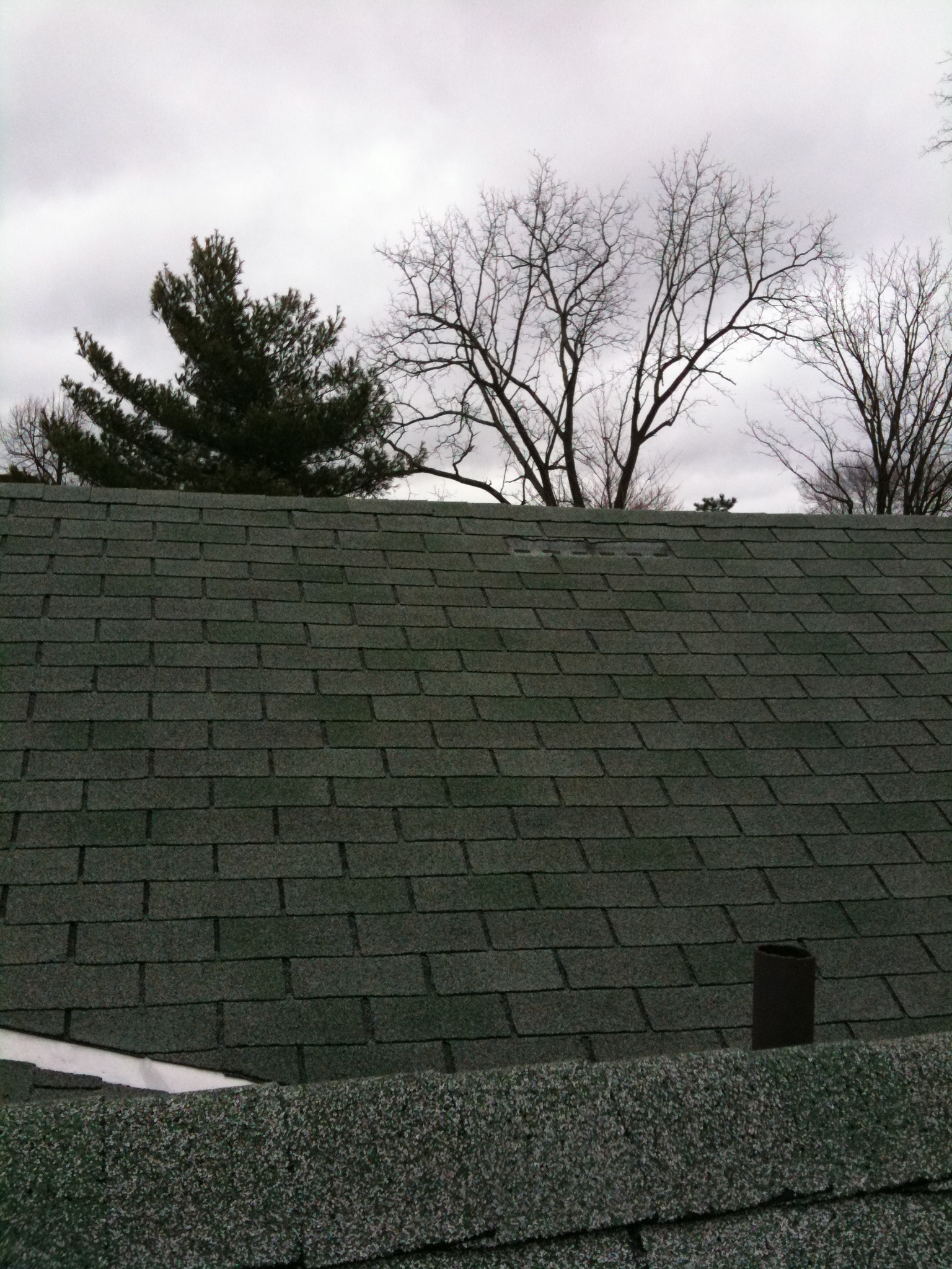 Wind Damaged Roofs Lyons Contracting