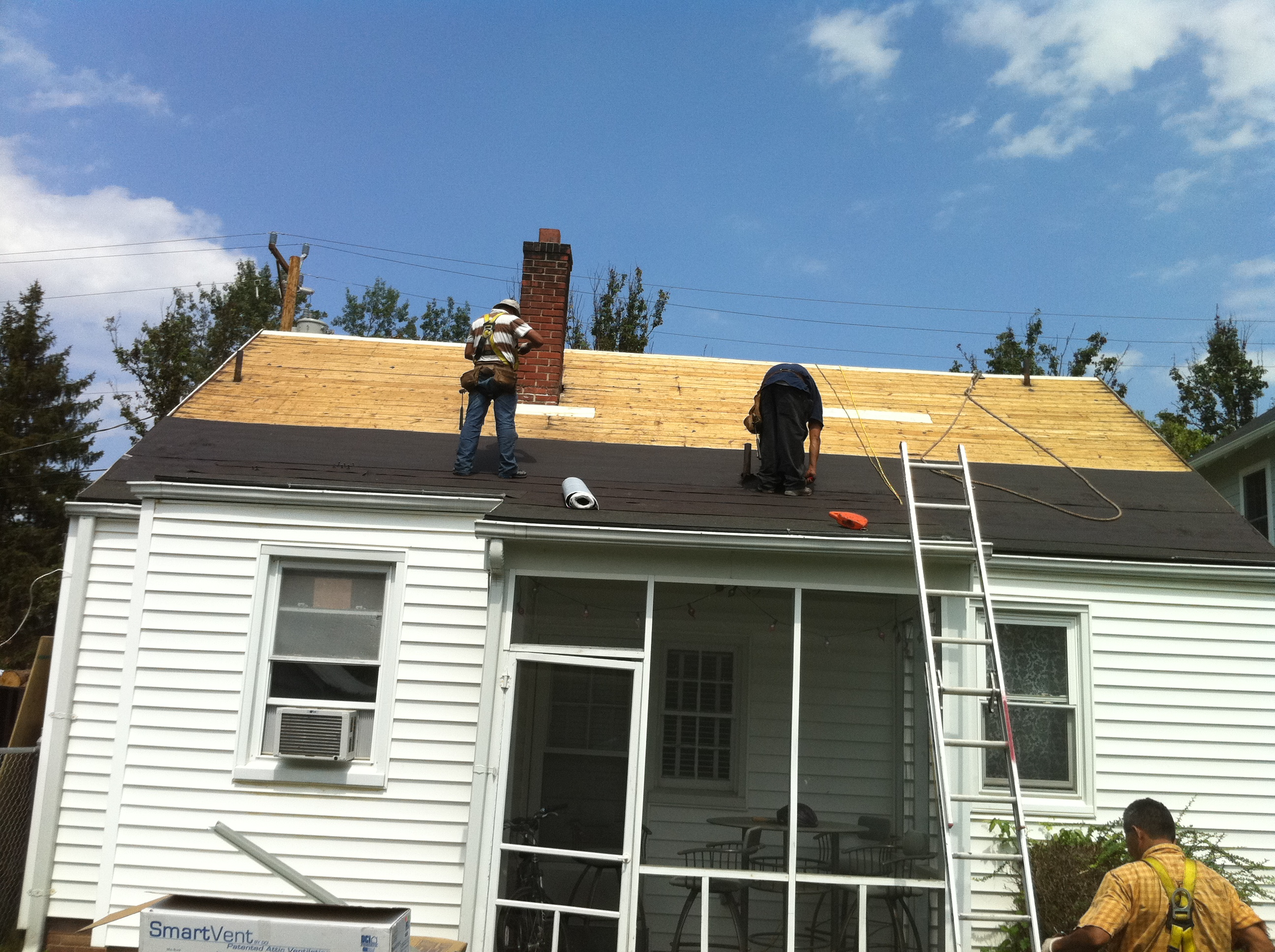 Shingle Roof Repair Or Replacement What S Best Lyons