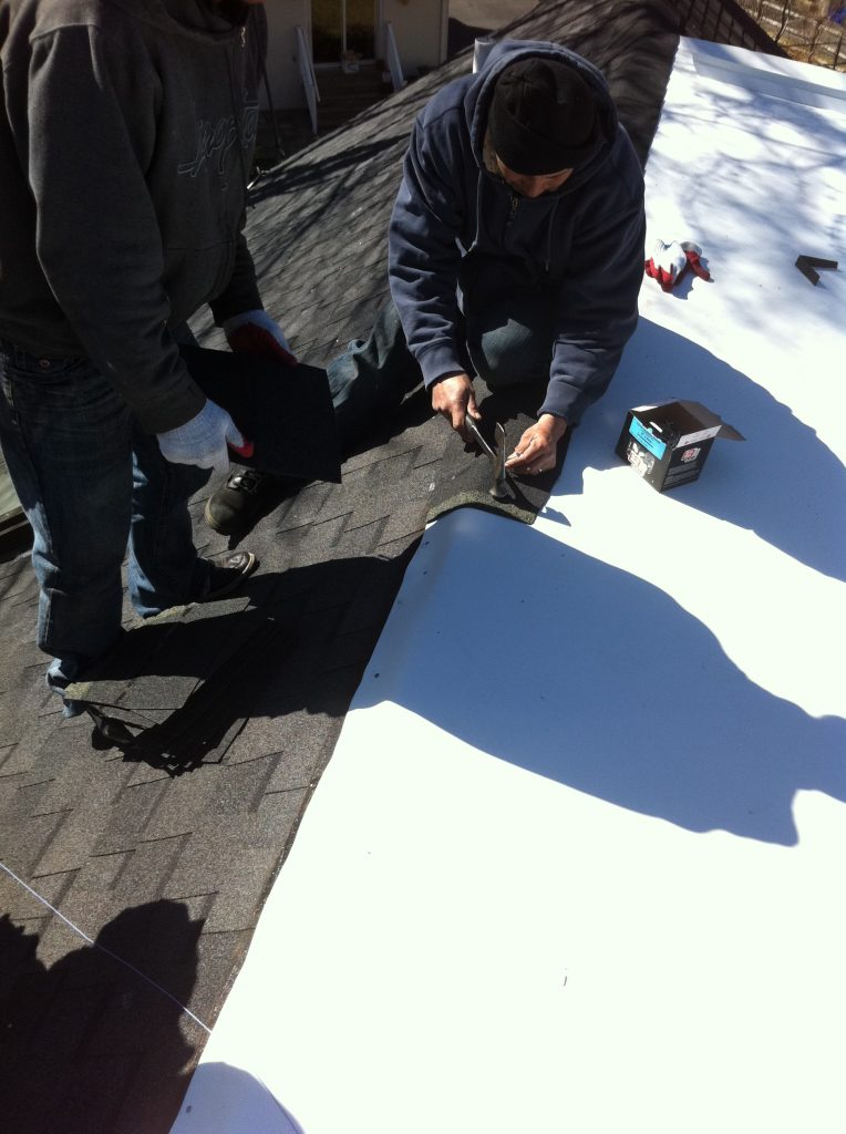From metal to membrane low slope roof replacement lyons for 3999 roof