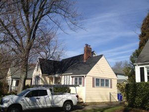 roof replacement contractor Arlington VA