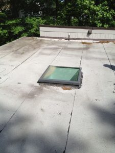 Flat roof repair Alexandria, VA