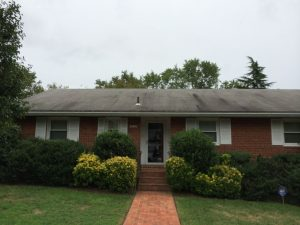 Arlington, VA shingle roof replacement