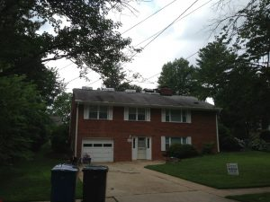 Roof replacement McLean, VA