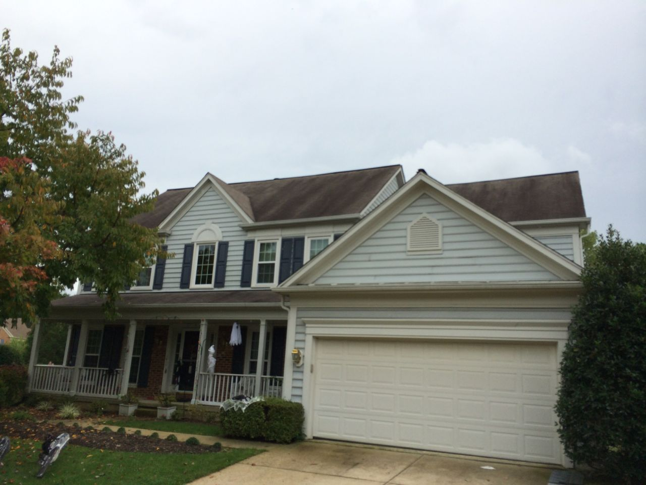 Shingle Roof Replacement Alexandria Va Lyons Contracting