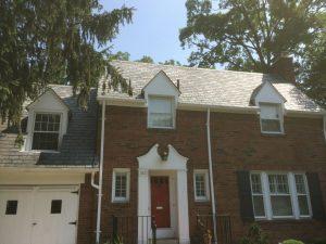 failing slate roof